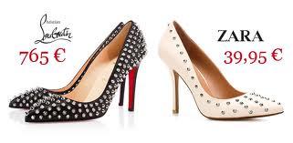 zapatos louboutin imitacion