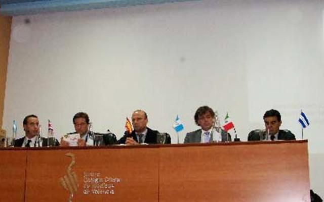 Mediter Jurídico asesoró en exclusiva en Protección de Datos  y LSSICE  en el Congreso Internacional de Médicos de Clubes de Fútbol Profesionales