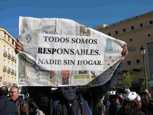 TODOS RESPONSABLES NADIE SIN HOGAR