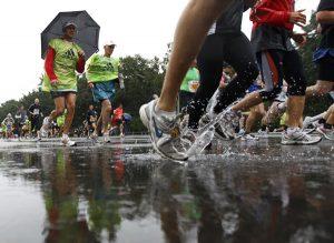 rain marathon